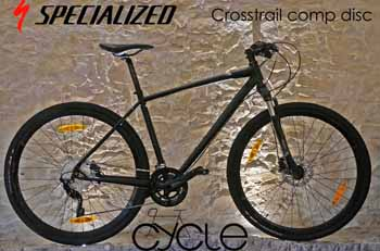 Crosstrail Comp Disc 2015